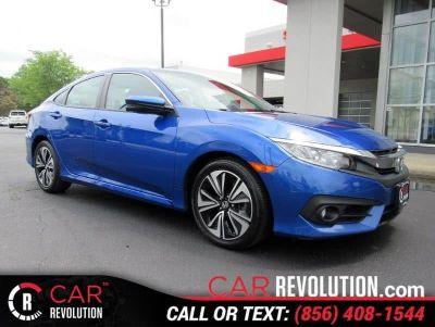 2016 Honda CIVIC SEDAN EX-T (Blue)