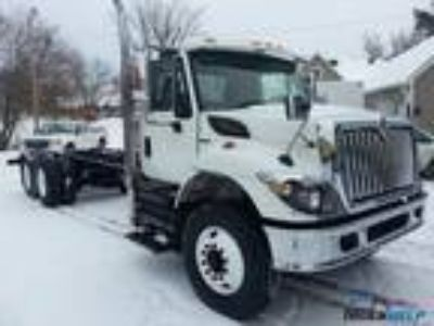 Used 2008 International 7400 for sale.