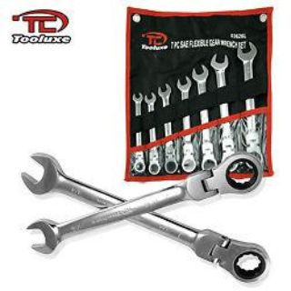 Find FLEX 7pc MM RATCHET Wrench Automotive Auto Tool Set Kit Grease Monkey Gift Set motorcycle in Chino Hills, California, US, for US $29.95