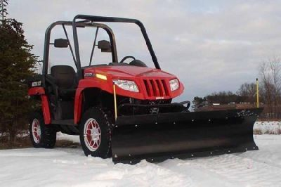 "Buy American Eagle 72"" UTV snow plow Polaris RZR Ranger motorcycle in Bangor, Maine, US, for US $624.98"