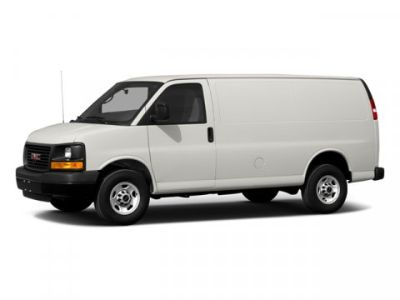 2012 GMC Savana 2500 2500 (Summit White)