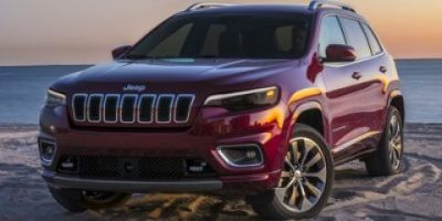 2019 Jeep Cherokee Limited (Black)