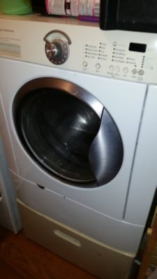 Frigidaire 3.5 front load washer