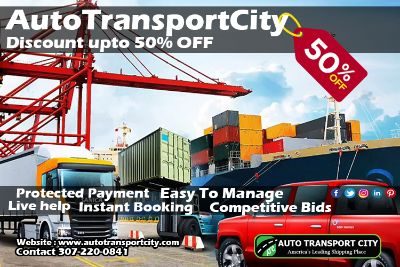 FEW DAYS REMAINING! Avail 50% off on car shipping till 5th n