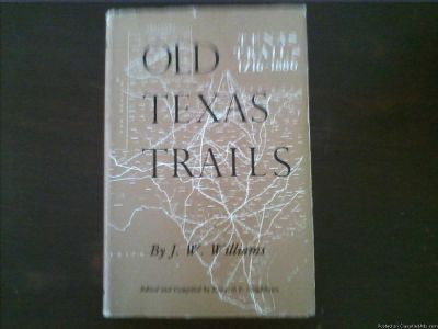 OLD TEXAS TRAILS 1716