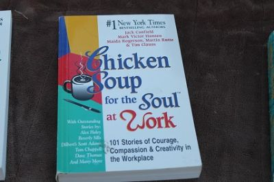"Chicken Soup for the Soul ""At Work"""