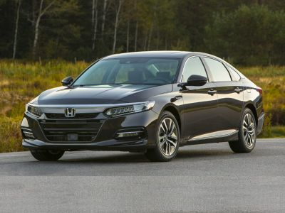 2018 Honda Accord Hybrid Touring (Modern Steel Metallic)
