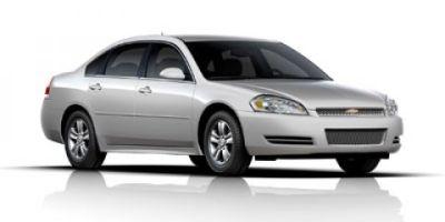 2012 Chevrolet Impala LS (Black Granite Metallic)