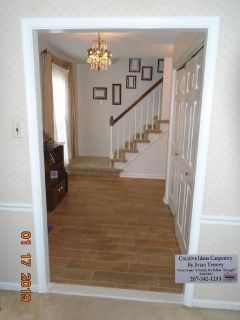 Basements Bathrooms Cabinets Drywall Kitchens Flooring Siding Windows Remodeling Repair And More!