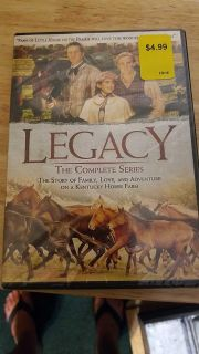 Unopened new! Legacy dvd