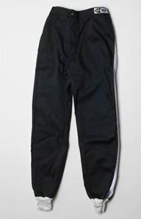 Buy G-FORCE 4382SMLBK Single Layer Pants Small Black motorcycle in Suitland, Maryland, US, for US $69.94