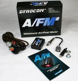 DC AFM Verison II NTK Wideband AFR Air/Fuel Ratio Meter Lamb