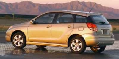 2004 Toyota Matrix Base (Beige)