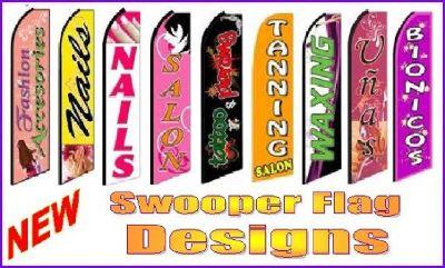 Banderas, Custom and stock Air Dancers, Pizza, Taco, Tax, Barber, flag