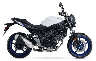 2017 Suzuki SV650 Standard/Naked Motorcycles Trevose, PA