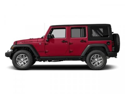 2016 Jeep Wrangler Unlimited Rubicon (Firecracker Red Clearcoat)