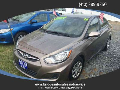 Used 2014 Hyundai Accent for sale