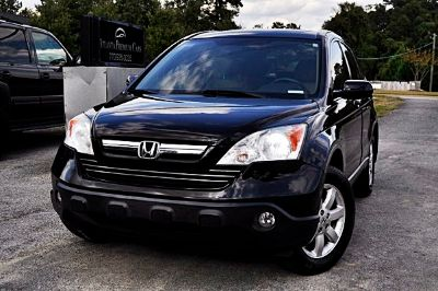 2008 Honda CR-V EX-L (Black)