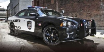 2014 Dodge Charger Police (Bright White Clearcoat)