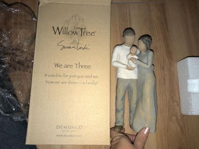 Willow tree we are three
