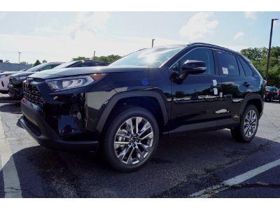 2019 Toyota RAV4 (0218/Midnight Black Metallic)