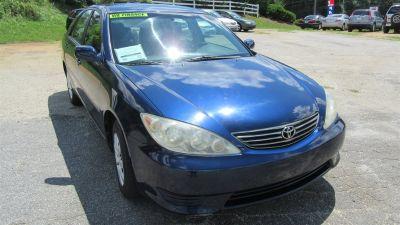 2006 Toyota Camry Standard (Blue)