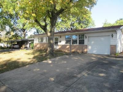 3 Bed 1.5 Bath Foreclosure Property in Saint Ann, MO 63074 - Saint Ann Ln