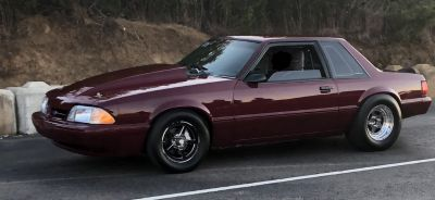 7 sec. Mustang Coupe... TRADES