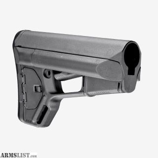For Sale: Gray Magpul ACS Stock