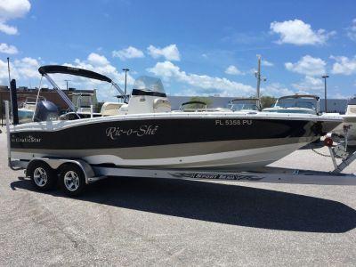 2015 NauticStar 231 Angler