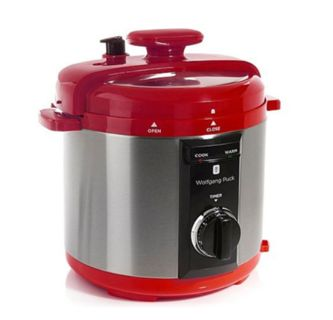 Wolfgang Puck Automatic 8-quart Rapid Pressure Cooker [Red]