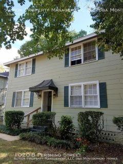 Apartment Rental - 1020-B Pershing Street