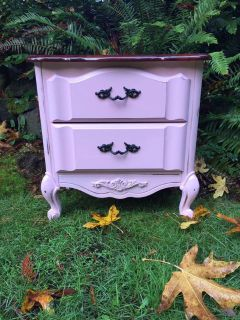 All New Paint End Table