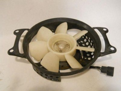 Sell 1993 Kawasaki VN 750 used Radiator Fan motorcycle in Richlandtown, Pennsylvania, US, for US $99.99