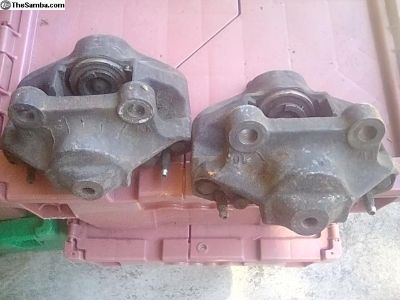 Karmann Ghia Brake Calipers