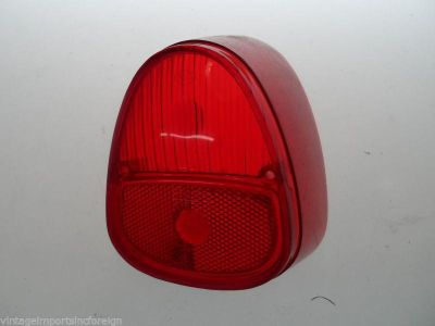 Sell Saab 96 1960-1964 New Old Stock Hella Right Side Tail Lens E2.5838.06 motorcycle in Franklin, Ohio, US, for US $50.48