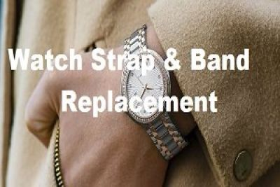 Watch Strap & Band Replacement