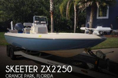 2011 Skeeter ZX2250