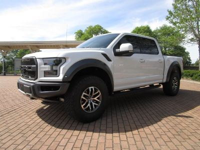 "2018 Ford F150 Raptor 4wd Supercrew 145"" (White)"