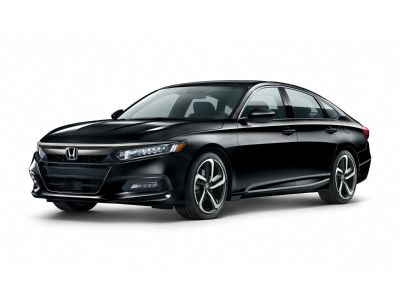 2018 Honda Accord Sport 2.0T (Crystal Black Pearl)
