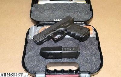 For Sale: Glock 19C Gen3 9mm Compensated