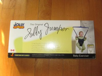 Jolly Jumper for baby