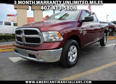 Used 2019 Ram 1500 Classic Crew Cab for sale