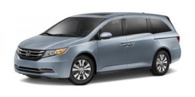 2014 Honda Odyssey EX-L w/DVD (Silver)