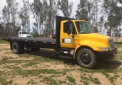 2007 International 4300-Flatbed