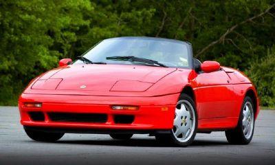 1991 Lotus Elan M100 - Rare Exotic in great condition 65K miles