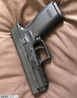For Sale: Springfield XD-9 4 service
