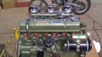 Buy AUSTIN HEALEY ENGINE BN1, BN2, BN4, BN6, BN7, BT7, BJ7, BJ8 AUSTIN HEALEY 3000 motorcycle in Medina, Ohio, United States, for US $6,850.00