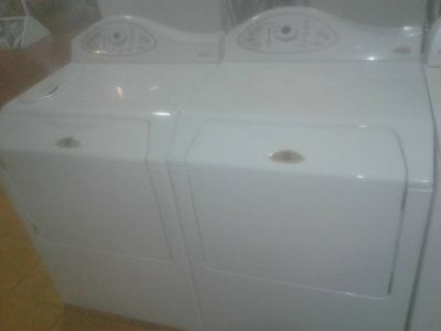 Maytag Front Load HE Washer & Dryer