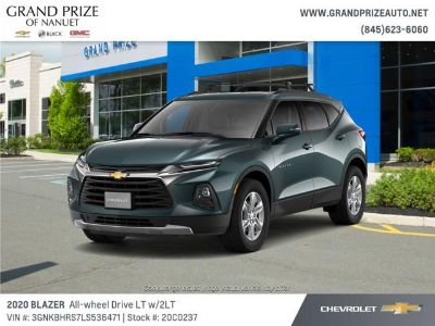 2020 Chevrolet Blazer LT (Graphite Metallic)